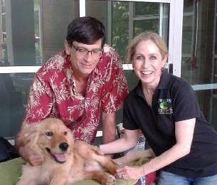 It Takes An Army – Maverick is Helped by Vets, PTs, RVTs, Even A Pediatrician
